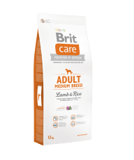 Brit Care Adult Medium Lamb and Rice 12 kg