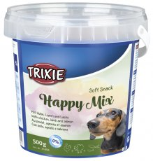 Soft Snack Happy Mix 500g Hundfoder från Trixie