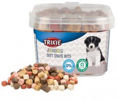 Junior Soft Snack Dots med Omega-3 Hundgodis från Trixie