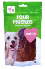 Four Friends Duck Strip 100g