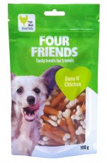 Four Friends Bone N´ Chicken 100g