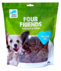 Four Friends Tuna Stick Bite 400g