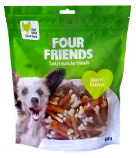 Four Friends Bone N´ Chicken 400g