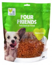 Four Friends Chicken Cube 400g