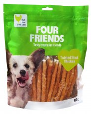 Four Friends Twisted Stick Chicken 40 Pack