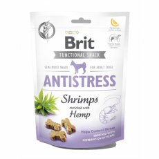 Brit Care Functional Snack Antistress Shrimps