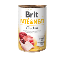 Brit Paté & Meat Chicken 400 g