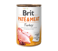 Brit Paté & Meat Turkey 400 g