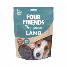 Four Friends Dog Snacks Lamb