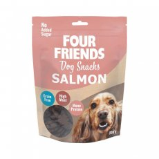 Four Friends Dog Snacks Salmon