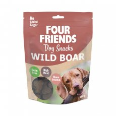 Four Friends Dog Snacks Wild Boar