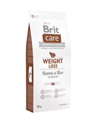Brit Care Weight Loss Rabbit & Rice 12 kg