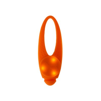 Silicon blinker orange