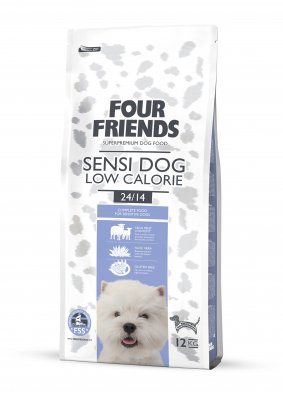 Four Friends Sensitive Low 12 kg