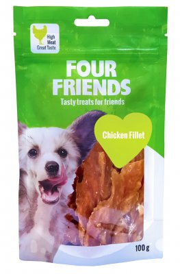 Four Friends Chicken Fillet 100g