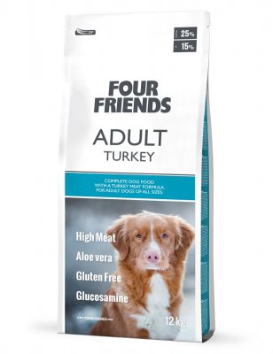 Four Friends Adult Turkey 12 kg