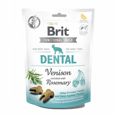 Brit Functional Snack Dental Venison & Rosemary