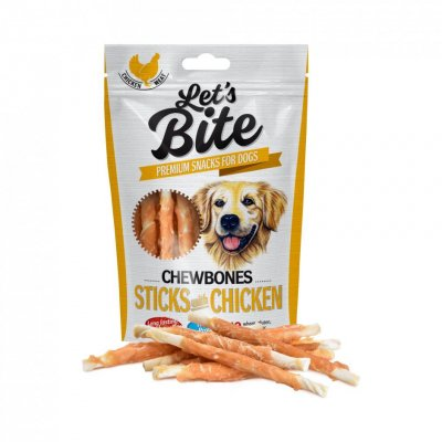 lets bite chicken chewbones